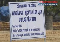 """Bài 2: Dự án """"lấp sông Đồng Nai"""" phớt lờ sai phạm?"""