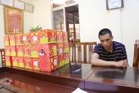 Lạng Sơn: Bắt vụ vận chuyển hơn 80 kg pháo nổ