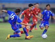 Công Phượng lập công, ĐT Việt Nam hòa thất vọng trước Đài Bắc Trung Hoa