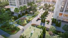 Vinhomes Green Bay ra mắt 2 tòa căn hộ G1 và G2