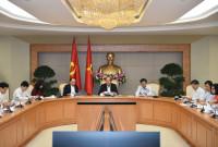 Thủ tướng yêu cầu công khai các bộ ít quan tâm tới xây dựng thể chế