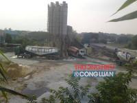 """Sông Công (Thái Nguyên): Trạm trộn bê tông """"hành"""" dân!"""