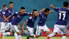 V-League: Thua đậm Hà Nội FC, Long An chìm sâu dưới đáy bảng xếp hạng