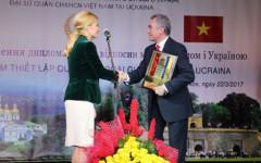Đại sứ quán VN tại Ukraine kỷ niệm 25 năm quan hệ ngoại giao hai nước