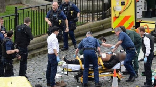 IS nhận trách nhiệm vụ khủng bố London