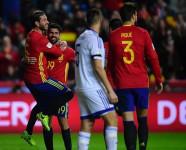 Vòng loại World Cup 2018: Hủy diệt Israel, Tây Ban Nha xây chắc ngôi đầu