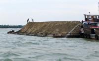 Hà Nội: Xử lý nghiêm vi phạm trong hoạt động khai thác cát lòng sông