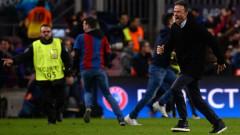 UEFA chính thức phạt Barcelona sau chiến thắng trước PSG