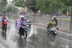 Dự báo thời tiết ngày 26/3: Không khí lạnh tăng cường, Bắc Bộ có mưa rào và giông lốc