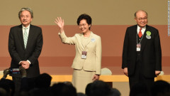Hong Kong: Có lãnh đạo nữ đầu tiên trong lịch sử