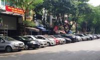 Hà Nội sẽ triển khai thí điểm thu phí giữ xe qua điện thoại di động