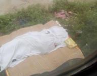 Hà Tĩnh: Va vào tàu hỏa, người đàn ông 50 tuổi tử vong