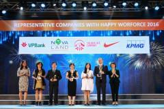Tập đoàn Novaland liên tiếp đoạt nhiều giải ở các hạng mục quan trọng trong ngành BĐS