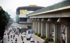 Dự án đường sắt Cát Linh – Hà Đông: Tàu đã nhập về nhưng vốn vẫn... tắc