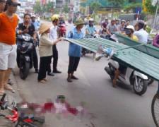 Phạt 6 tháng cải tạo không giam giữ người đạp xích lô chở tôn làm chết cháu bé