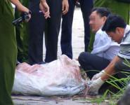 Hải Dương: Phát hiện thi thể người đàn ông trong bao tải