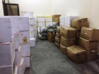 Quảng Ninh: Bắt giữ 2 xe tải chở hơn 1 tấn hoa quả Trung Quốc
