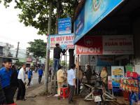 TP. Pleiku (Gia Lai): Đồng loạt ra quân lập lại trật tự đô thị