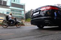 Từ 1/1/2018: Thực hiện lộ trình áp dụng tiêu chuẩn khí thải với xe ô tô
