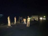 Hà Tĩnh: Xe đầu kéo đâm trực diện xe máy, một người tử vong