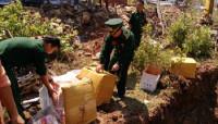 Quảng Trị: Bắt giữ vụ vận chuyển 700 kg thịt gia cầm không rõ nguồn gốc
