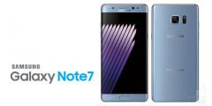 Samsung sẽ tung ra phiên bản nâng cấp Galaxy Note 7s
