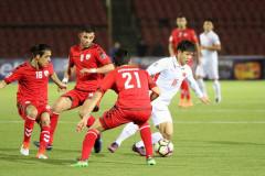 Vòng loại Asian Cup 2019: Văn Toàn lập công, ĐT Việt Nam cầm hòa Afghanistan