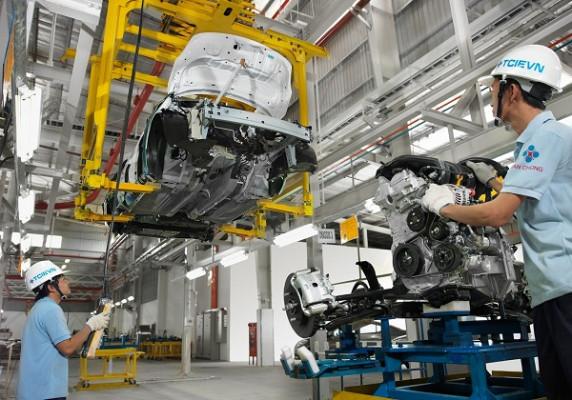 Công nghiệp ô tô: Lận đận tìm chỗ đứng