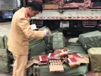 Thanh Hóa: Thu giữ hơn 7.200 quả pháo lậu đang trên đường tiêu thụ