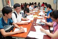 Không thu phí dự thi THPT quốc gia 2017
