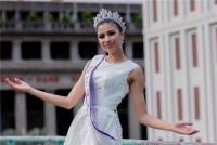 Bị thu hồi danh hiệu, Nguyễn Thị Thành vẫn tham dự Miss Eco International 2017