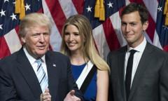 """Ivanka Trump chính thức """"bước chân"""" vào Nhà Trắng"""