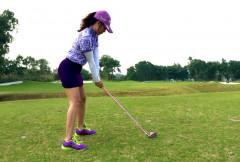 Phụ nữ chơi golf: Phải thật lộng lẫy khi lên sân