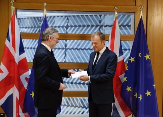 Anh chính thức kích hoạt tiến trình rời khỏi Liên minh châu Âu