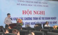 Đà Nẵng: Triển khai các chương trình hỗ trợ doanh nghiệp về KH&CN