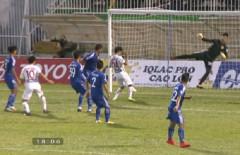 V.League: Ngọc Quang nổ súng, HAGL giành trọn 3 điểm tại phố núi