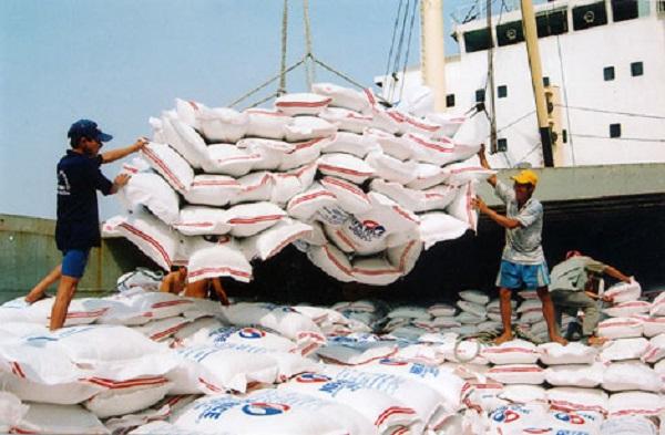Xuất khẩu gạo quý I/2017 giảm mạnh - Hình 1