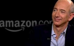 Amazon lớn gấp đôi Walmart về giá trị vốn hóa