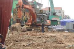 """Bắc Ninh: Lợi dụng thi công dự án, """"tuồn"""" hàng nghìn m3 đất ra ngoài?"""