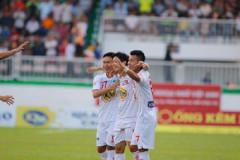 V-League: Chơi thiếu người, HAGL thua ngược FLC Thanh Hóa trên sân nhà