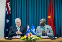 Australia và World Bank hợp tác hỗ trợ chương trình phát triển của Việt Nam
