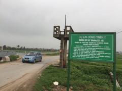 Gói thầu 05 về xây lắp công trình đường 457 (Kiến Xương, Thái Bình): Có dấu hiệu bất thường?