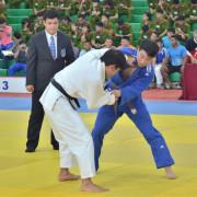 Tổ chức Giải Judo Sinh viên - học sinh mở rộng Cúp Tami Quận 2 lần 1/2017