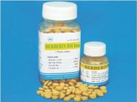Đình chỉ lưu hành lô thuốc Berberin BM