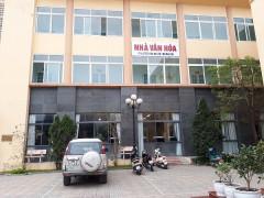 """Phường Đức Giang, Quận Long Biên: """"Xẻ thịt"""" nhà văn hóa phường thành phòng tập Gym, Yoga?"""