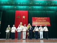 CHDCND Lào trao huân chương, huy chương cho cán bộ, quân nhân tình nguyện Việt Nam