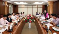 Vĩnh Phúc: Đoàn Đại biểu Quốc hội Tỉnh làm việc với Ngân hàng chính sách Việt Nam