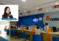 Bắt cựu nữ Phó tổng giám đốc Ngân hàng DongA Bank