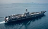Triều Tiên cảnh báo đánh chìm tàu sân bay USS Carl Vinson của Mỹ