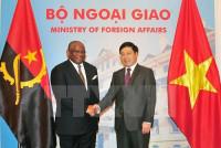 Việt Nam mong muốn xây dựng mối quan hệ hữu nghị toàn diện với Angola